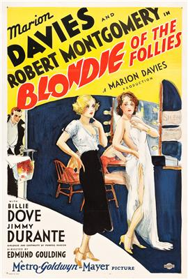 Blondie of the Follies (1932)