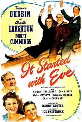 It Started with Eve (1941)