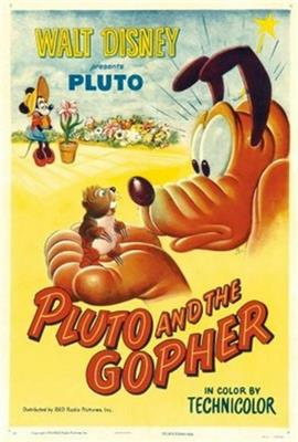 Pluto and the Gopher (1950)
