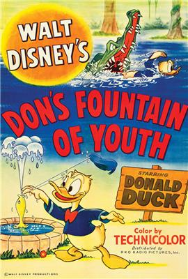 Don's Fountain of Youth (1953)