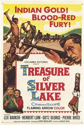 The Treasure of the Silver Lake (1962)