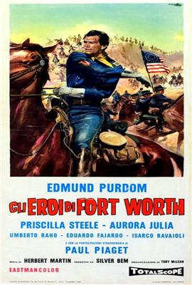 Assault on Fort Texan (1965)