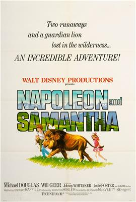 Napoleon and Samantha (1972)