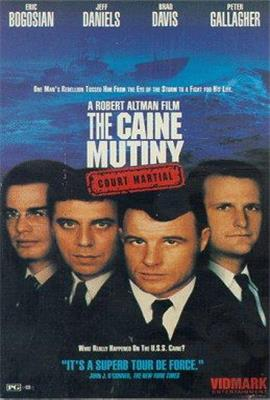The Caine Mutiny Court-Martial (1988)