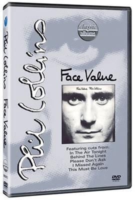 Phil Collins: Face Value (1999)
