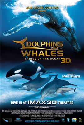 Dolphins and Whales 3D: Tribes of the Ocean (2008)