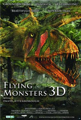 Flying Monsters 3D with David Attenborough (2011)