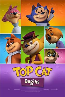 Top Cat Begins (2015)