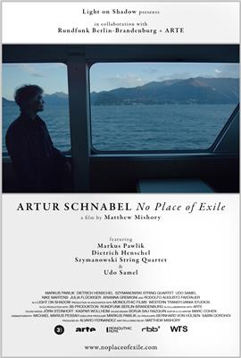 Artur Schnabel: No Place of Exile (2017)