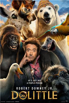 The Voyage of Doctor Dolittle (2019)