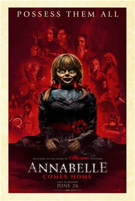 Untitled Annabelle Project (2019)